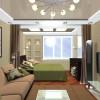 Дизайн гостиной спальни 18 кв м: варианты совмещения для небольшой комнаты