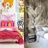 Декор стен в спальне: выбор материала и способы комбинирования