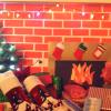 Камин, елка и игрушки — готовимся к Новому 2017 году