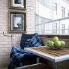 Советы по обустройству функционального пространства на маленьком балконе