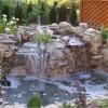 как сделать фонтан на даче своими руками — фонтан в саду
