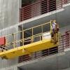 Эксплуатация строительных люлек и тросы для строительных люлек