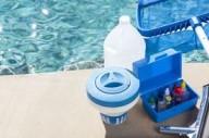 Химические средства для ухода за бассейном
