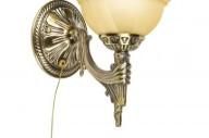 Бра и настенные светильники с идеальными декоративными качествами