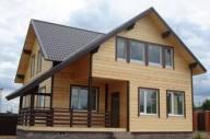 Строительство дачного дома по каркасной технологии