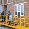 Применение фасадных подъёмников