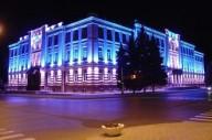 Разновидности архитектурного освещения