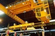 Мостовой опорный кран: эффективная эксплуатация при больших нагрузках