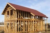 Главные преимущества быстровозводимых каркасных домов