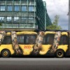 Реклама на транспорте: очевидные и значимые плюсы