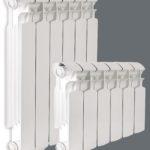 Внешний вид радиаторов биметаллических BREEZE
