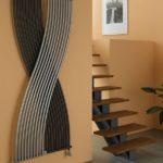 Дизайнерская модель вертикального трубчатого радиатора