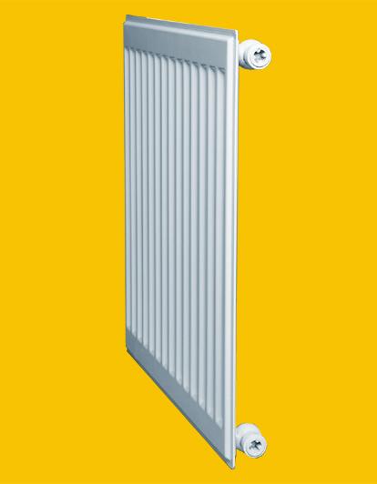 Стальные радиаторы отопления тип 10