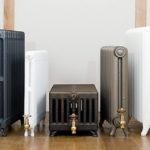 Модели современных чугунных радиаторов.