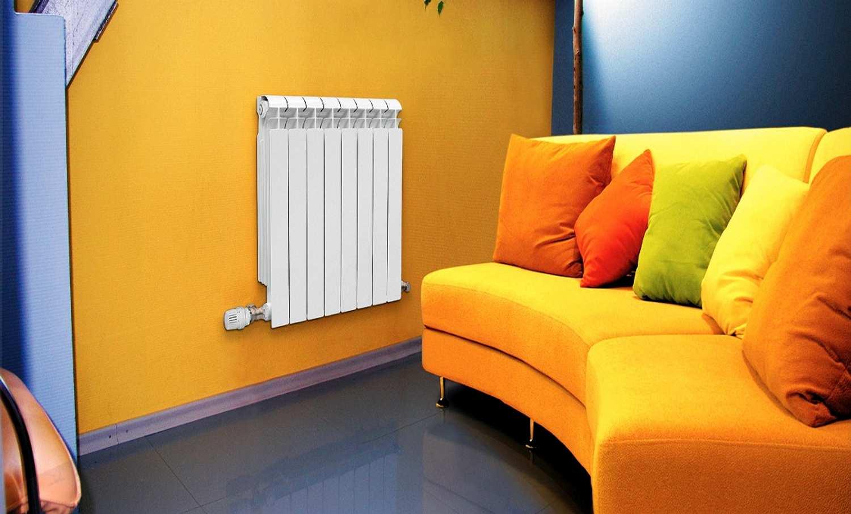 Как рассчитать радиаторы отопления на площадь квартиры