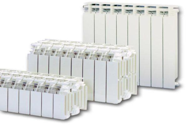 Алюминиевые радиаторы Global Radiatori
