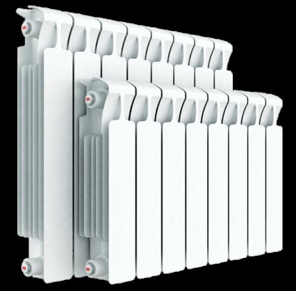 Биметаллический монолитный радиатор