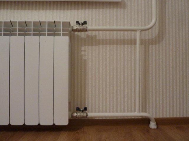 Какие краны для радиаторов отопления выбрать