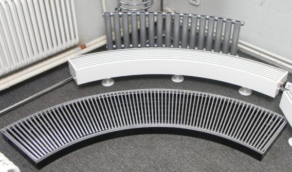 Нестандартные виды и размеры радиаторов.