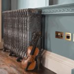 Чугунные радиаторы Retro Style Chester в интерьере
