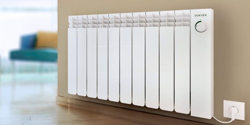 Настенные экономичные электрические батареи отопления для дачи — Портал о  строительстве, ремонте и дизайне