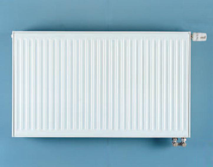 Радиаторы с нижним подключением PURMO