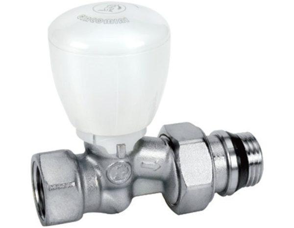 Ручной терморегулятор - конусный вентиль