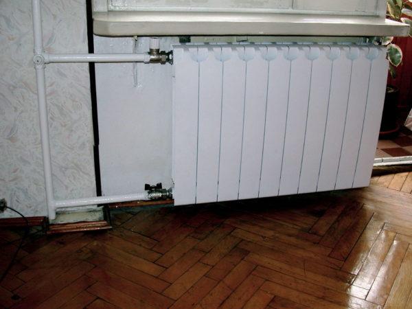 Как рассчитать радиаторы отопления для частного дома