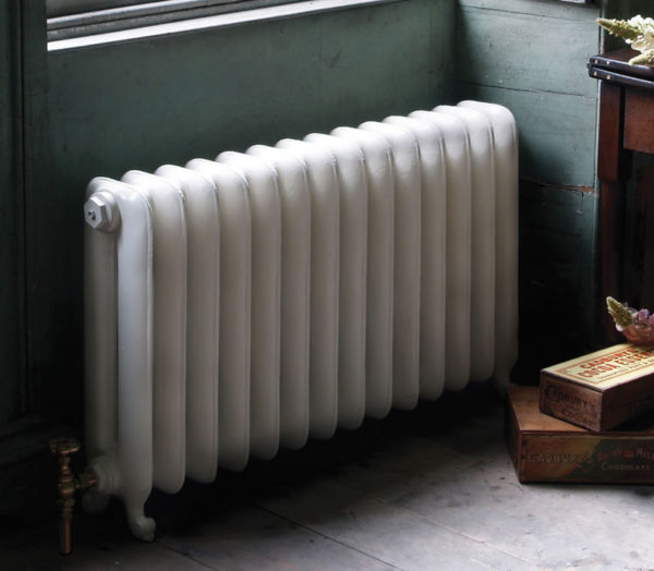 Современный чугунный радиатор