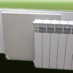 Электрические радиаторы модульного типа