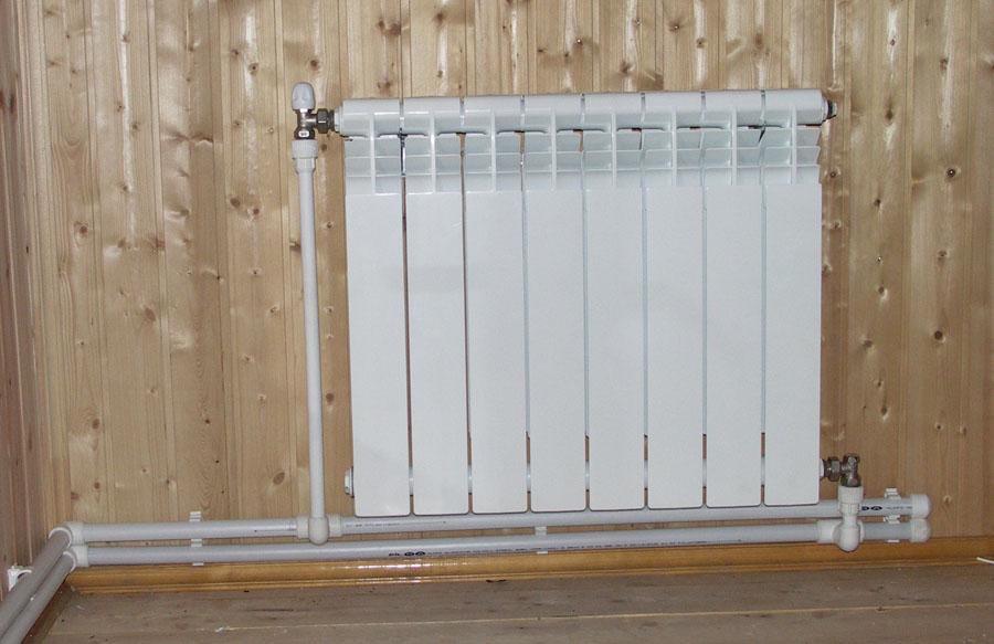 Установка чугунных радиаторов отопления своими руками в частном доме фото 75