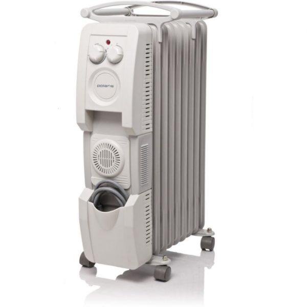 Масляный радиатор отопления с сушилкой