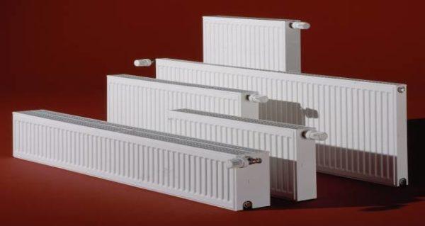 Разнообразие вариантов исполнения стальных батарей отопления