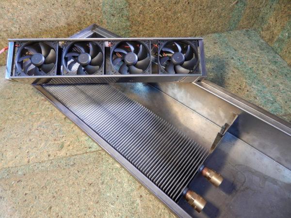 Воздушный вентилятор