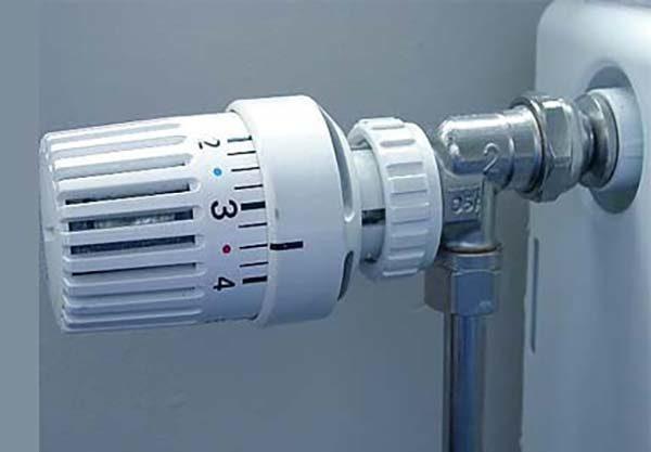 Терморегулятор для отопления производства компании Данфосс