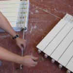 Разборка биметаллических и алюминиевых секционных изделий