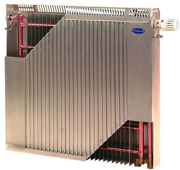 Биметаллический (медно-алюминиевый) радиатор отопления