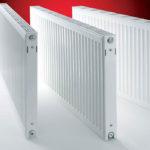 Виды стальных радиаторов отопления