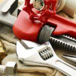Инструменты для установки батареи