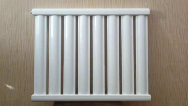 Цельный алюминиевый радиатор отопления