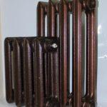 Чугунный радиатор МС - 140