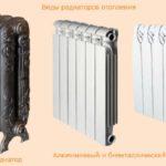 Какие радиаторы отопления лучше