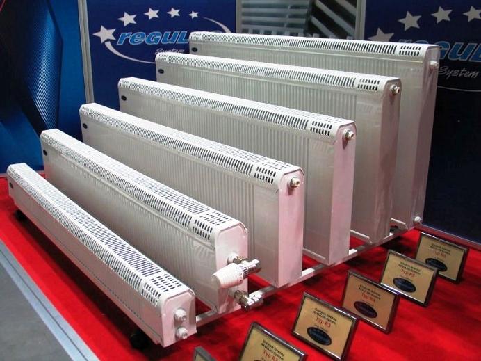 Нестандартные модели радиаторов отопления