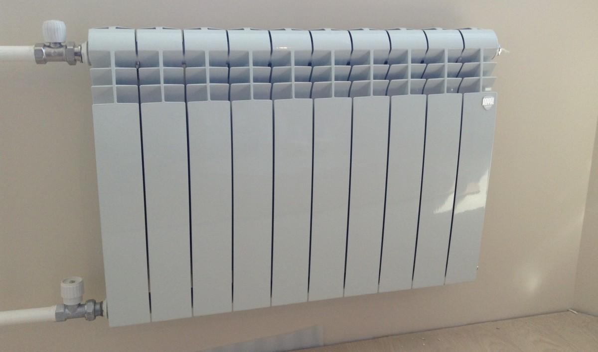 Характеристики радиаторов биметаллических
