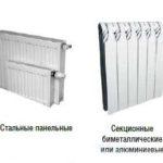 Какие радиаторы для отопления выбрать