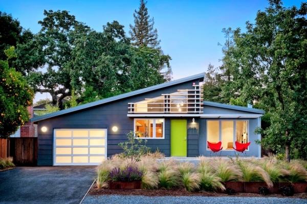 Дизайн маленьких домов с фасадами