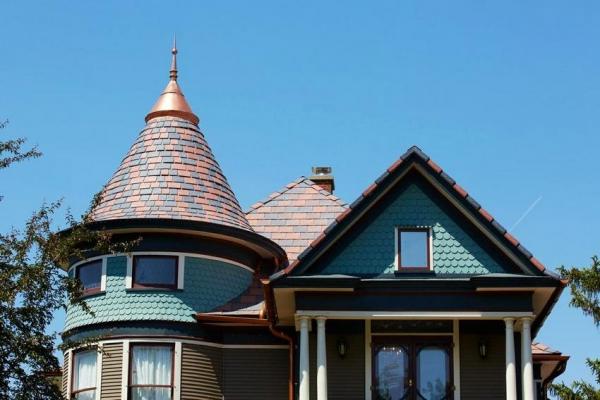 Крыша для частного дома. Виды крыш по конструкции