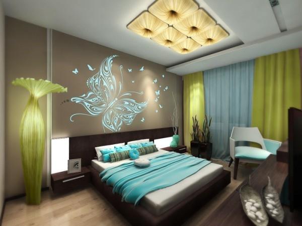 Дизайн спальни: своими руками создаем уникальность