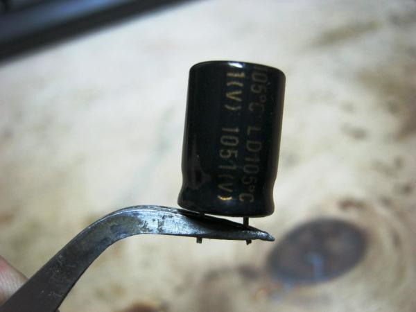 Как правильно проверить, работает ли конденсатор?