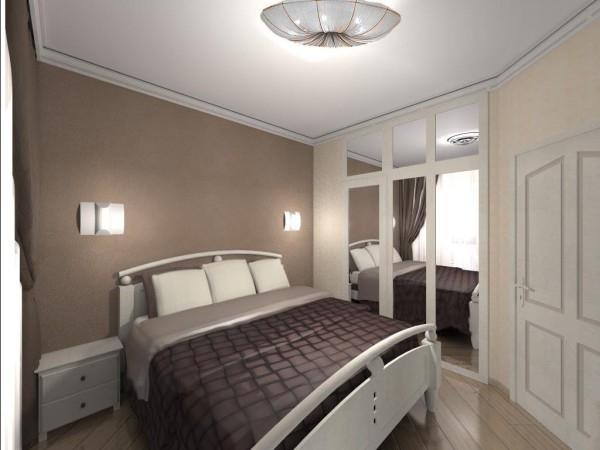 Дизайн спальни 20 кв м: способы зонирования советы по оформлению